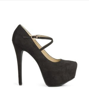 Shoes - ISO Justfab heels called Blaire. In size 11.